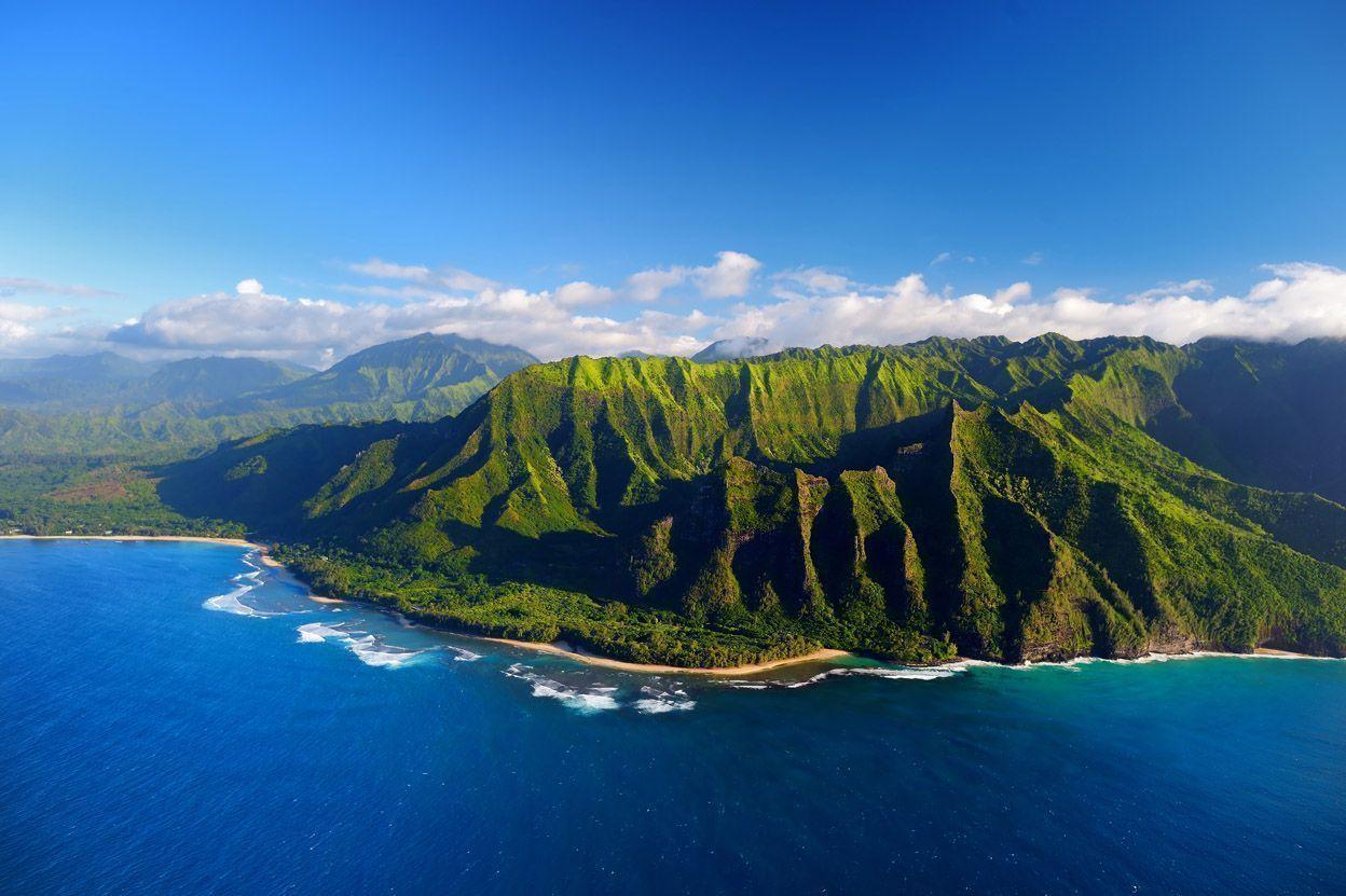 kauai property aerial