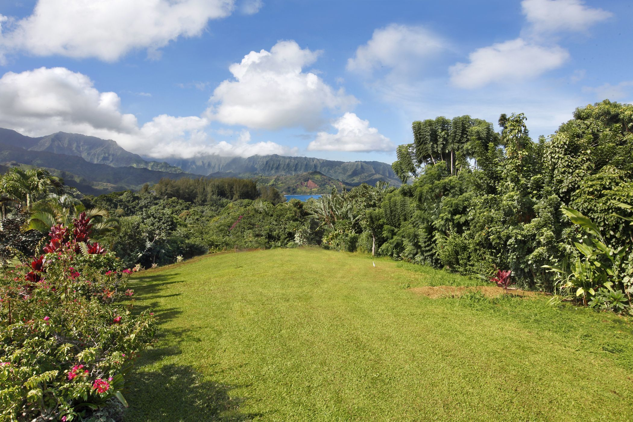 Just Sold Remarkable View Lot In Princeville 750 000
